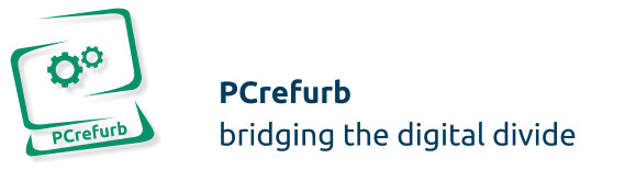 PCrefurb logo header